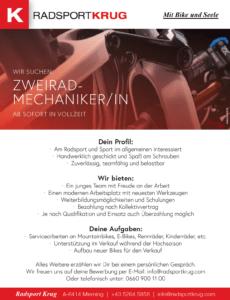 Wir Suchen Zweirad-Mechaniker/In